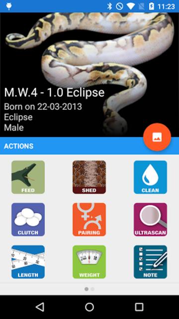 Reptile Scan screenshot 5