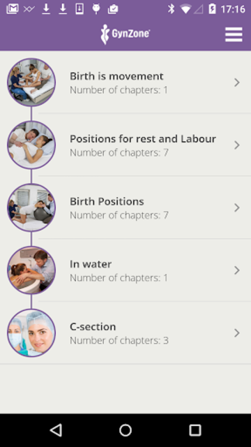 Birth Positions screenshot 1