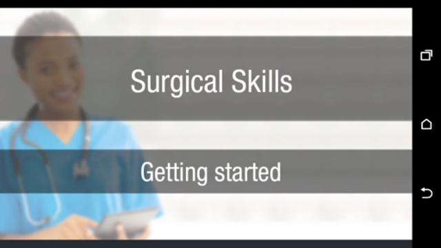 Surgical Skills screenshot 3