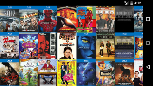 My Movies Pro - Movie & TV Collection Library screenshot 3