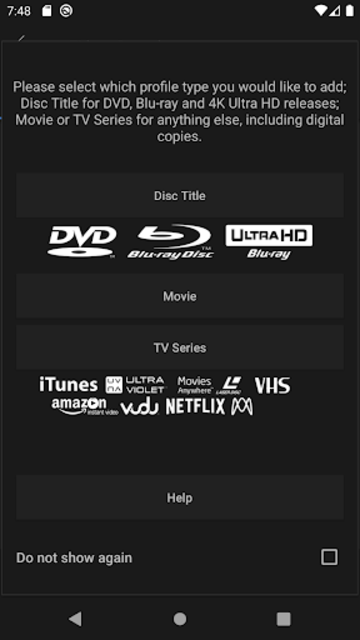 My Movies 3 Pro - Movie & TV Collection Library screenshot 4