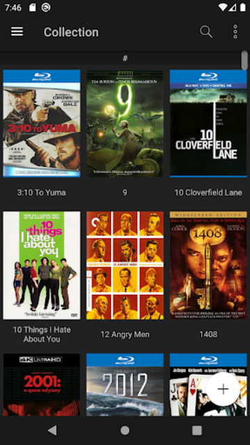 My Movies 3 Pro - Movie & TV Collection Library screenshot 1