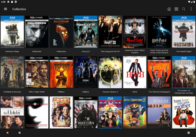 My Movies 3 Pro - Movie & TV Collection Library screenshot 9