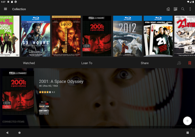 My Movies 3 Pro - Movie & TV Collection Library screenshot 11