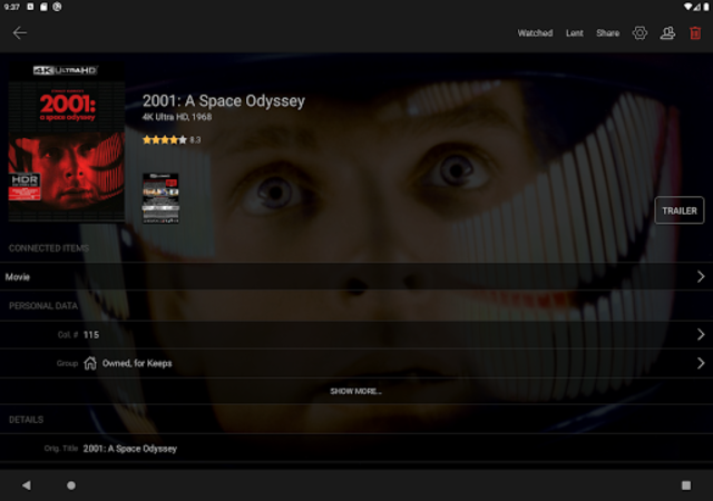 My Movies 3 Pro - Movie & TV Collection Library screenshot 12