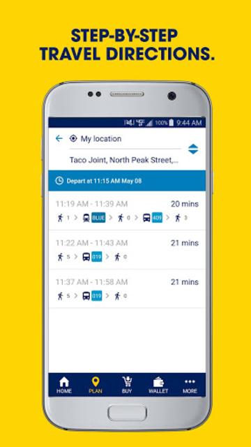 GoPass ® screenshot 2