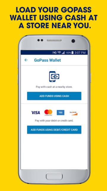 GoPass ® screenshot 3