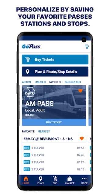 GoPass ® screenshot 1