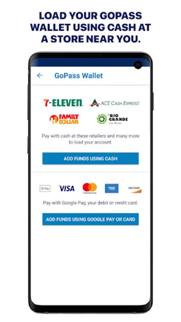 GoPass ® screenshot 4