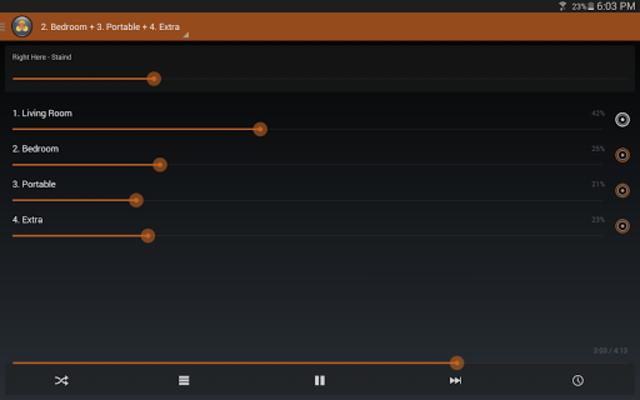 Macronos for Sonos screenshot 9