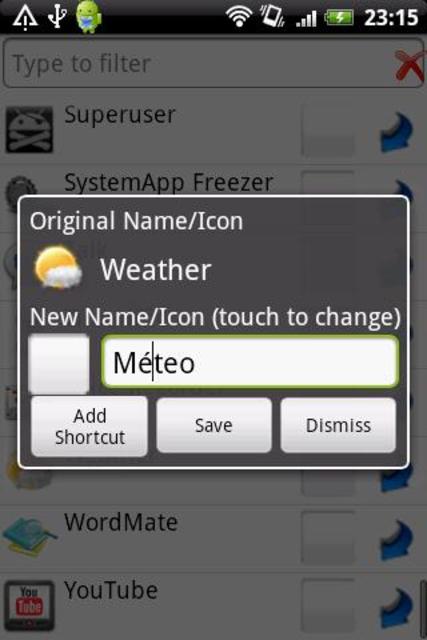 App Renamer Pro screenshot 2