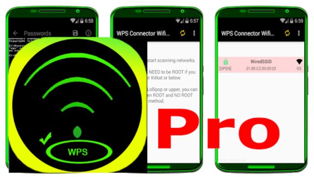 Wifi Connect WPS screenshot 1