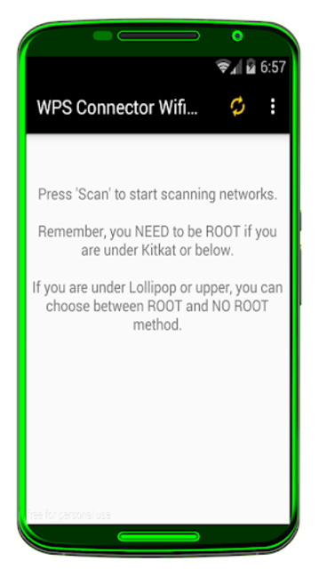 Wifi Connect WPS screenshot 4