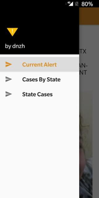 Amber Alert by dnzh screenshot 1