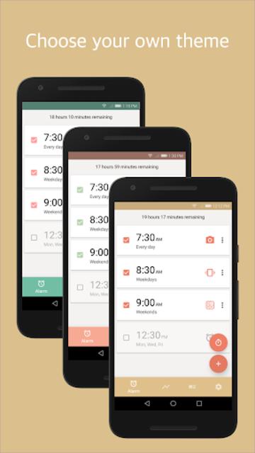 Alarmy (Sleep If U Can) - Pro screenshot 4