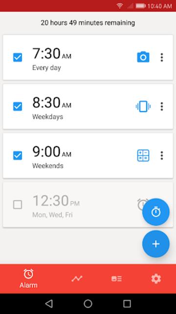 Alarmy (Sleep If U Can) - Pro screenshot 7