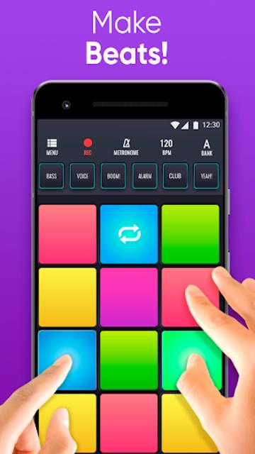 Drum Pad - music & beat maker screenshot 1