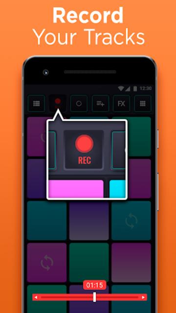 Drum Pad - music & beat maker screenshot 8