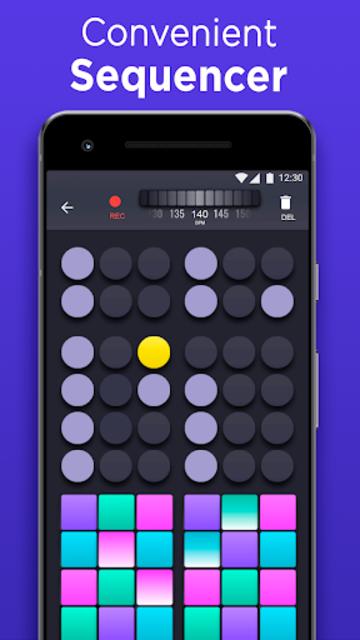 Drum Pad - music & beat maker screenshot 10