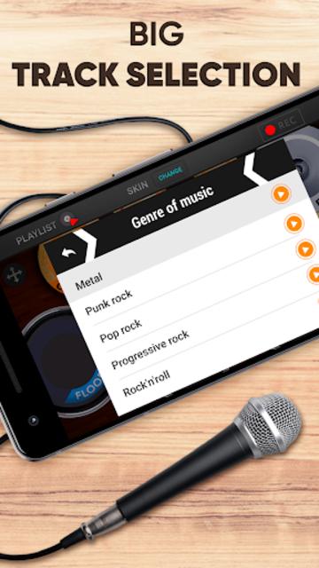 Drum kit – Play Drums Simulator screenshot 3
