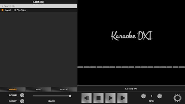 Karaoke DXI screenshot 1