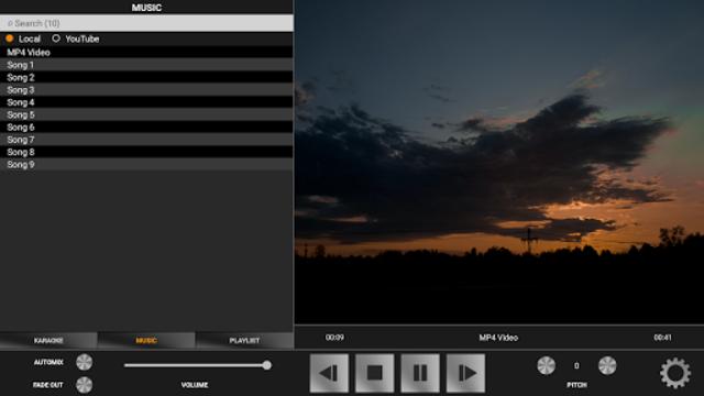 Karaoke DXI screenshot 3