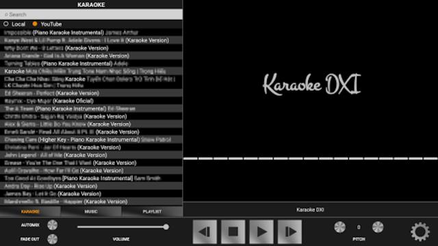 Karaoke DXI screenshot 4
