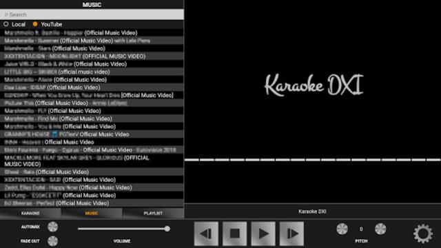Karaoke DXI screenshot 5