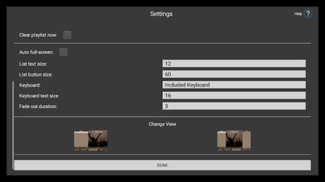 Karaoke DXI screenshot 8