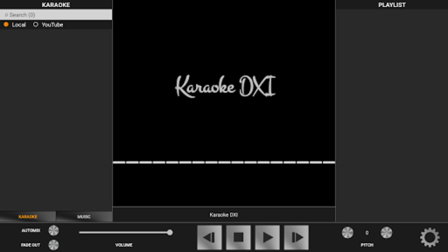Karaoke DXI screenshot 10