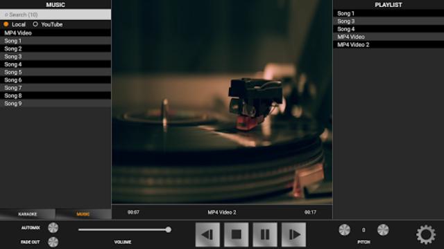 Karaoke DXI screenshot 11