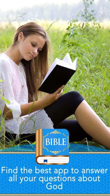 Easy to read KJV Bible screenshot 7