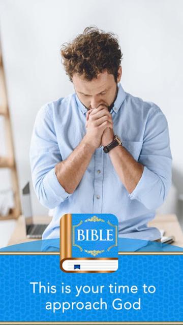 Easy to read KJV Bible screenshot 25