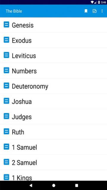 Easy to read KJV Bible screenshot 26