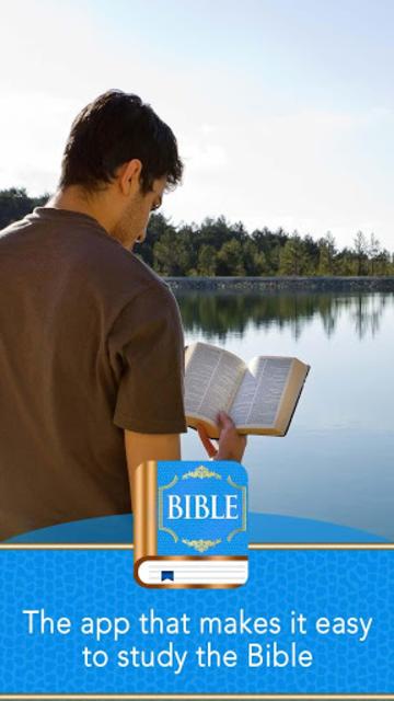 Easy to read KJV Bible screenshot 29