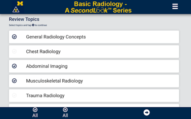 Basic Radiology - SecondLook screenshot 11