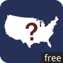 Icon for US States Quiz Free