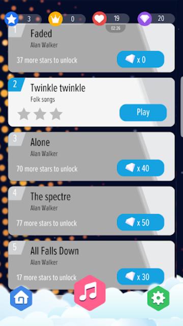 Alan Walker Piano screenshot 4