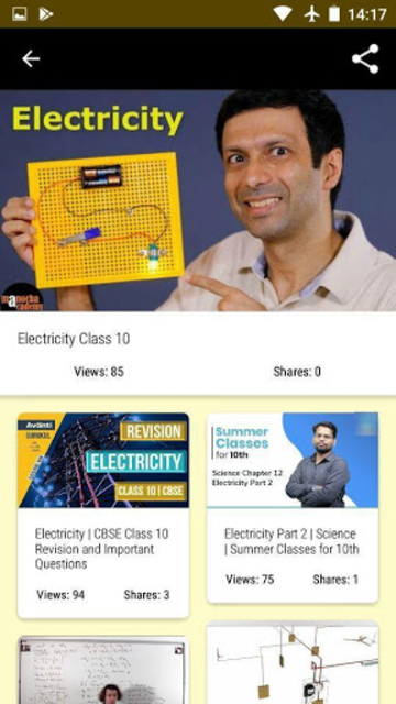 Electricity course - Electrician training screenshot 6