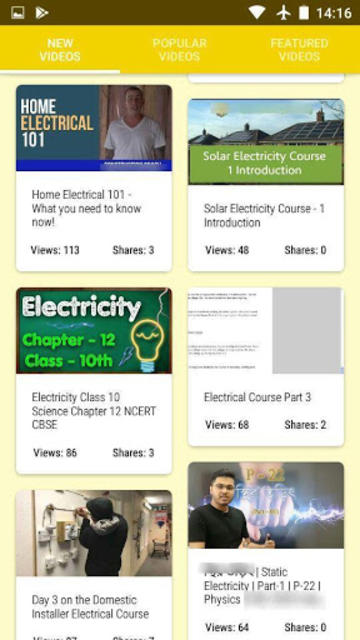 Electricity course - Electrician training screenshot 8