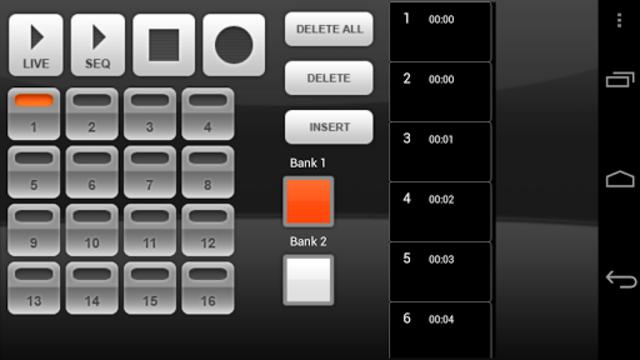 Electrum Drum Machine/Sampler screenshot 5