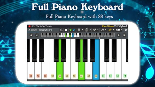 Piano Extreme: USB Keyboard screenshot 2