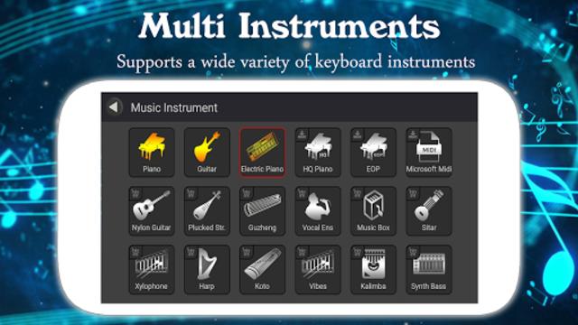 Piano Extreme: USB Keyboard screenshot 3