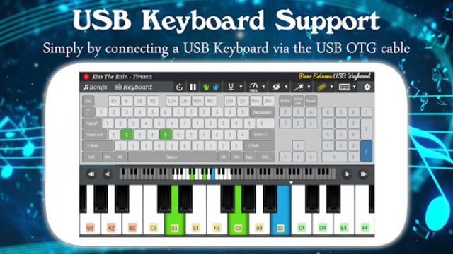 Piano Extreme: USB Keyboard screenshot 5