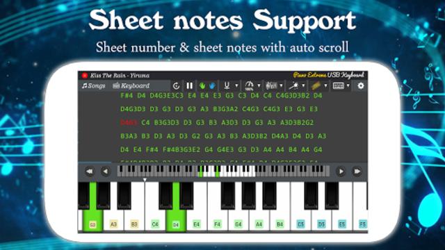 Piano Extreme: USB Keyboard screenshot 6