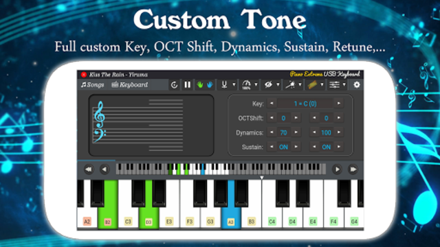 Piano Extreme: USB Keyboard screenshot 7