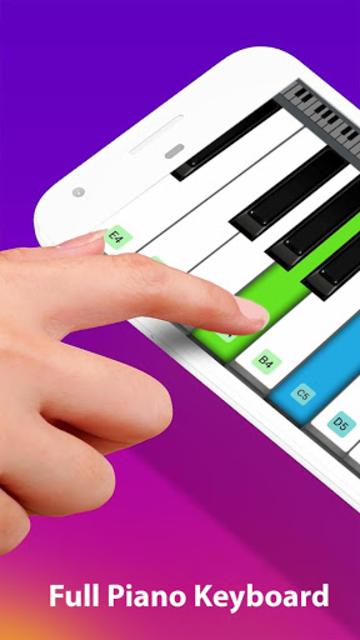 Piano Extreme: USB Keyboard screenshot 1