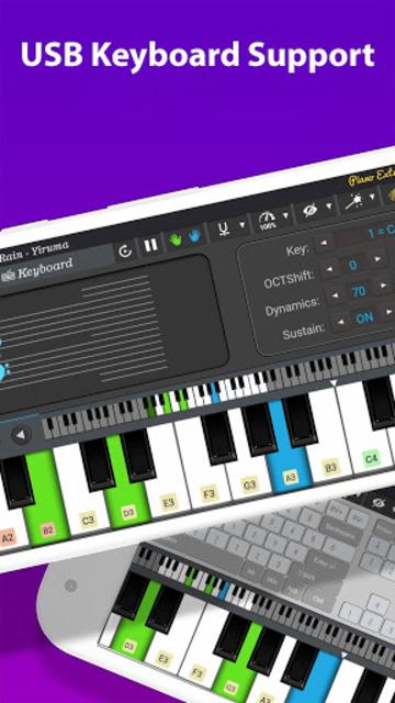 Piano Extreme: USB Keyboard screenshot 4