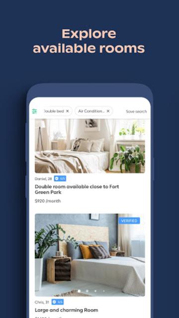 Badi – Find Roommates & Rent Rooms screenshot 3
