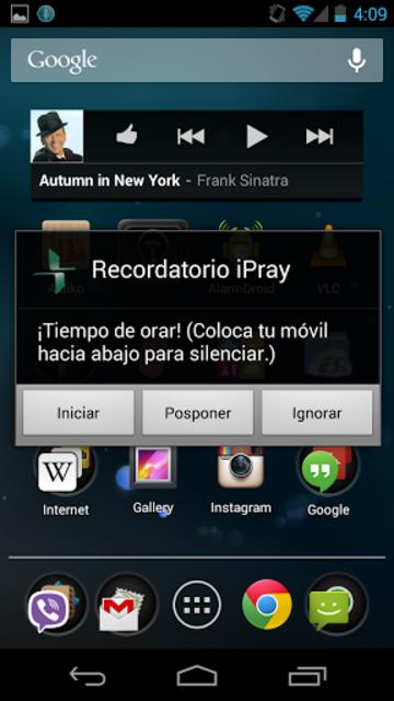 iPray en Español screenshot 3
